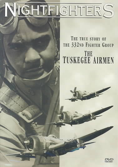 NIGHTFIGHTERS: TRUE STORY OF THE TUSKEGEE  AIRMEN (DVD)